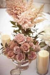 Модный цвет - розовый пыльно