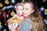 Зимняя девушка: Ян Возложил поделился новым фото с дочкой