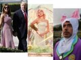 Как звезды отметили Пасху: Виктория и Дэвид Бекхэм, Сара Джессика Паркер, Дональд и Мелани Трамп, Кейт Миддлтон и другие