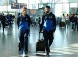 Лацио - Динамо Киев отправились в Рим