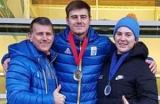 Грейс выиграл первую международную победу в истории Украины встречается с