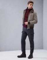 Типы мужских пиджаков с воротником