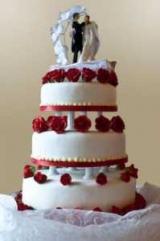 Свадебный торт: лучшие идеи